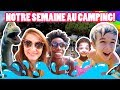 Best of : Toute notre semaine au camping ! - Vlog Angie Maman 2.0