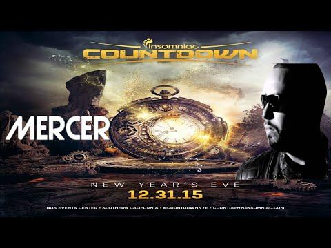 DJ MERCER - COUNTDOWN 2015