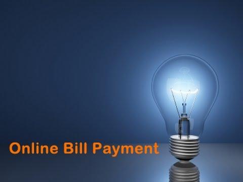 Online Light Bill Payment Ideas