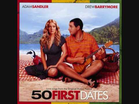 Israel KamakawiwoOle  Somewhere over the Rainbow 50 FIRST DATES SOUNDTRACK