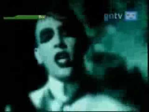 marilyn manson you spin me right round
