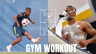 Douglas Costa TRAINING - WINGER Specific Workouts!
