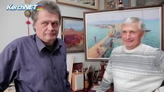 Керченские художники снова побывали на мосту