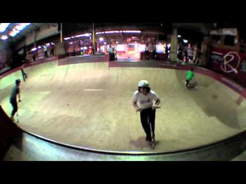 UK Skate and friends at rampworx