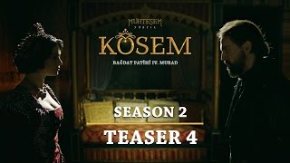 """Magnificent Century Kosem"" Season 2 Teaser 4 - English Subtitles"