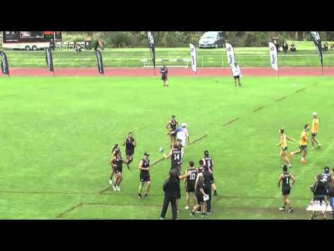 2016 Trans Tasman Series - Mixed Game Two (Full Game)