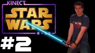 Kinect Star Wars - Walkthrough [HD] - Part 2 (Jedi Destiny: Dark Side Rising)