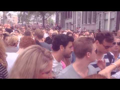 Google photos made my gay parade video