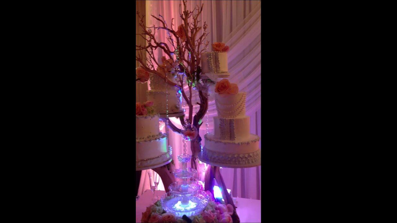 Manzanita Tree Cake Stand YouTube