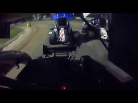 Rebel Outlaw Micro Sprints Final Race 2016