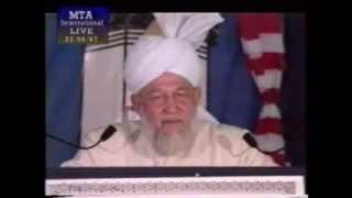 Address to Jalsa Salana America, 22 June 1997