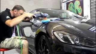 Maserati Granturismo Sport - New Car Protection with Carpro CQUK by Ideal Valeting and Detailing