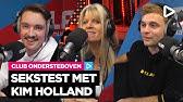 Kim Holland 'Ik doe het drie keer per dag' - Seksclub Ondersteboven   SLAM!