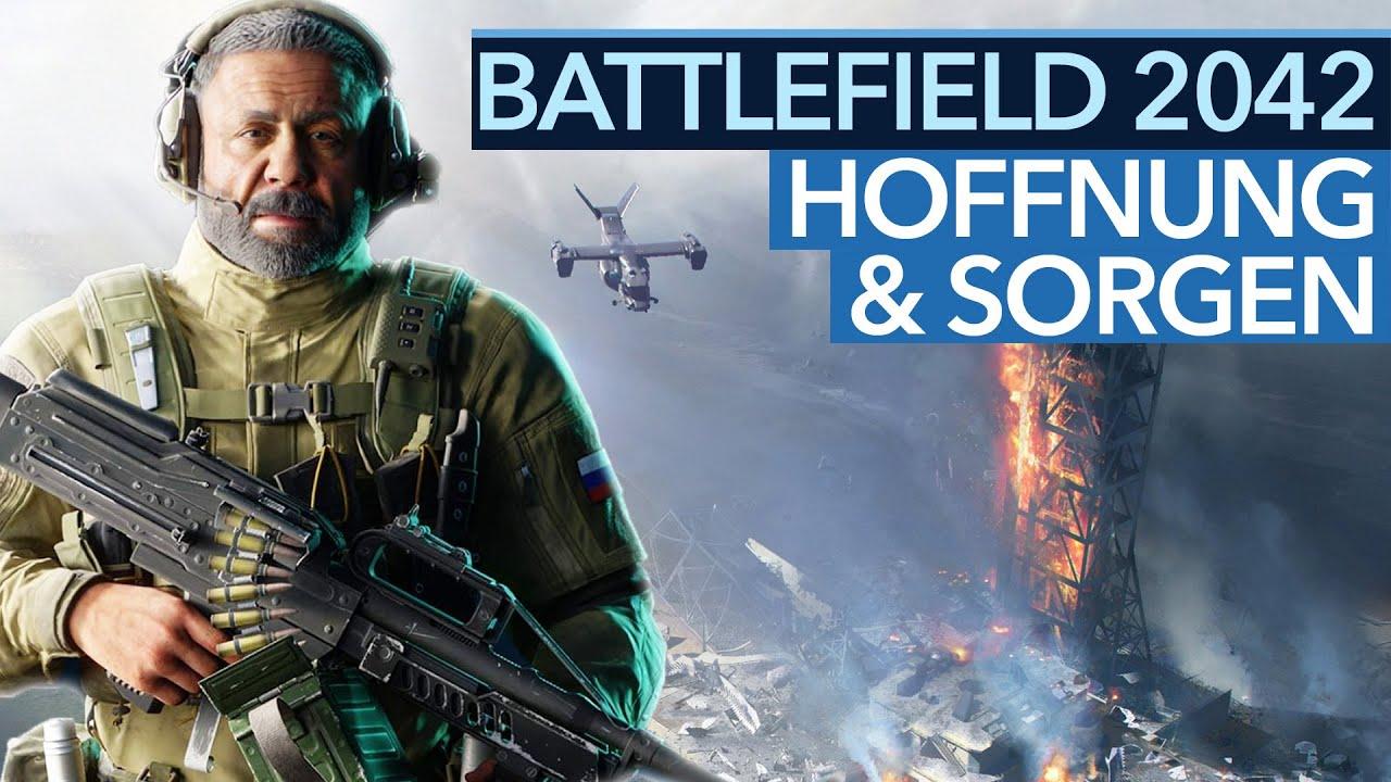 Ist Battlefield 2042 bereit für den Release? - YouTube
