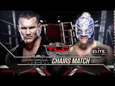 Randy Orton vs