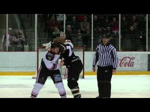Charles Fontaine vs Olivier Croteau