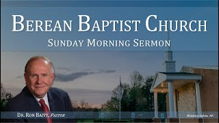"04/04/21 Sunday Morning AM - ""The Burden We Don't Have"", By: Charles Worley, Guest Preacher"