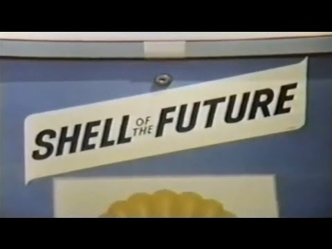 'Shell of the Future' Gasoline Commercial (1970)