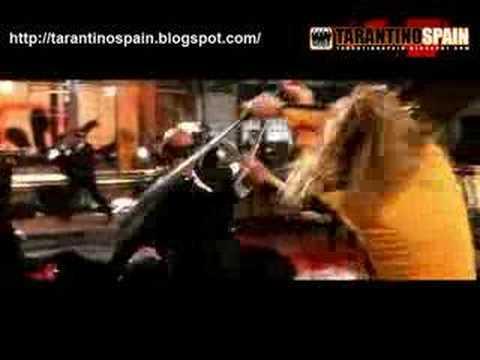 kill bill black amba vs. 88 crazy pt  color uncut