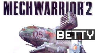 Mech Warrior 2 Computer Voice