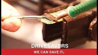 Data Recovery - Why Choose DriveSavers