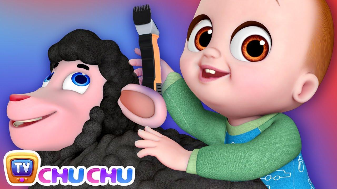 ChuChu's Baa Baa Black Sheep - ChuChu TV Nursery Rhymes & Kids Songs