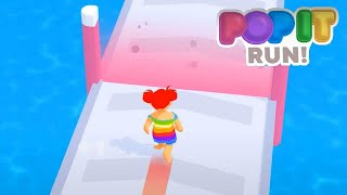 Pop It Run! All Level - 45 Android And IOS Gameplay