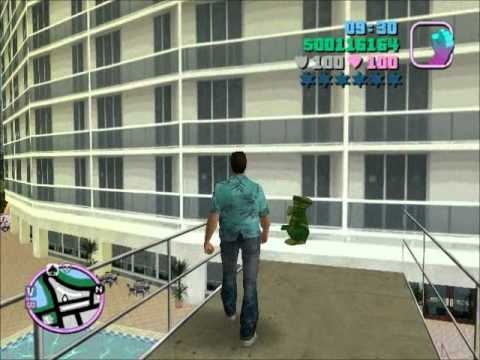 Gta vice city hidden packages video
