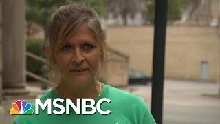 West Virginians Say Why They're Not Voting In The 2020 Election | Hallie Jackson | MSNBC