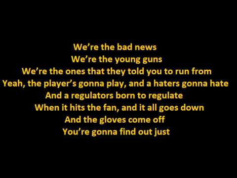 Eric Church - The Outsiders Lyrics