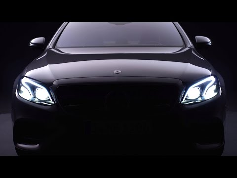 The new E-Class - Features - Mercedes-Benz original