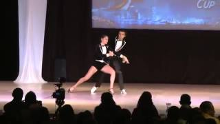 ABDA DANCERS YAGIZ & MELISA WORLD LATIN CUP 2012 MIAMI