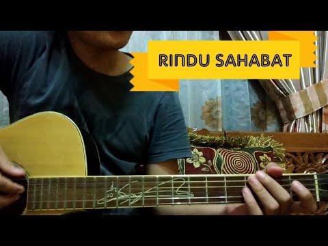 Iksan Skuter - Rindu Sahabat (Gitar Tutorial)