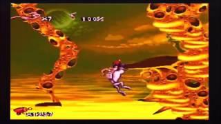 Earthworm Jim Longplay [SNES]