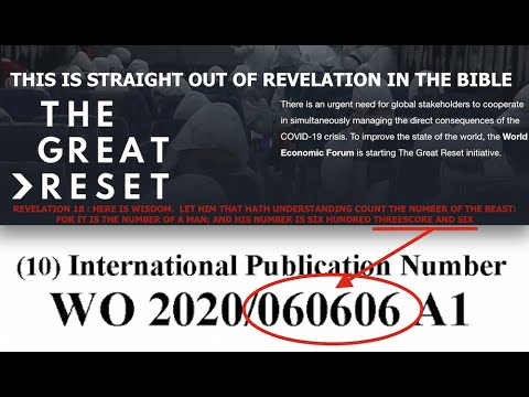 """Global Leaders Activate """"The Great Reset"""" Straight out of Bible & Revelation"""