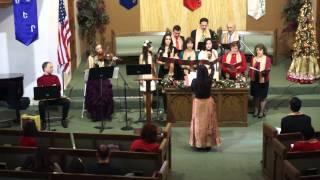 God Rest Ye Merry Gentleman - Glendale Armenian SDA Church Christmas Program 2013