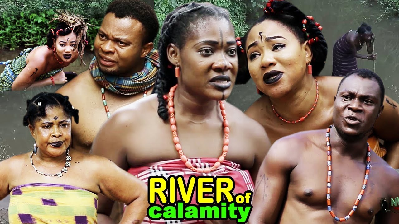 Download River Of Calamity 5&6 - [New Movie] Mercy Joh nson 2018 Latest Nigerian Nollywood Epic Movie Full HD