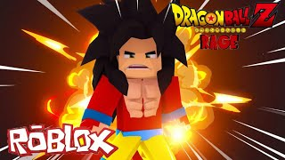 Roblox → SUPER SAIYAJIN | UPDATE AND SSJ4!! 29-Dragon Ball Rage