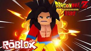 Roblox - SUPER SAIYAJIN - France MISE À JOUR ET SSJ4!! 29-Dragon Ball Rage