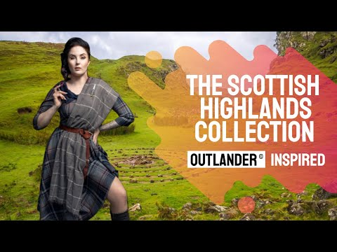 Scottish Highlands Jewellery Collection - Inspired By Outlander & Celtic Tradition