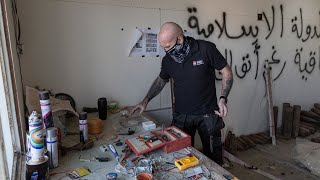 video: Watch your step: Inside the training school for defusing Islamic State bombs