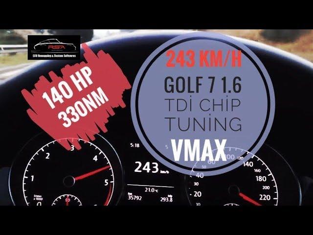 Smoke motion top speed vw golf 7 1.6 tdi 243 km/h rsa motorsports ...