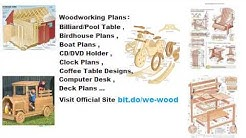woodworking plans welsh dresser