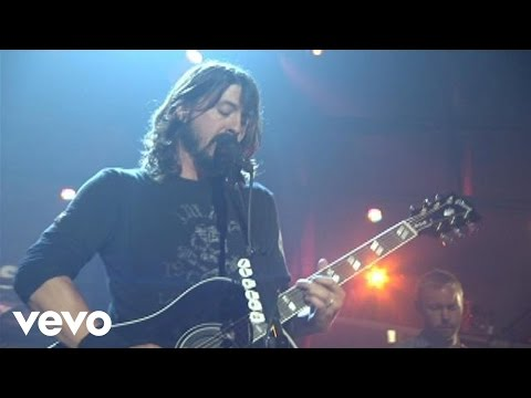 Foo Fighters - Skin And Bones (Nissan Live Sets At Yahoo! Music) Thumbnail image
