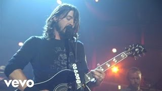 Foo Fighters - Skin And Bones (Nissan Live Sets At Yahoo! Music)