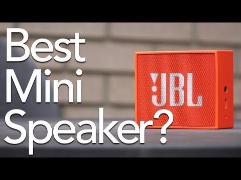 The Best Mini Bluetooth Speaker? | JBL Go Review