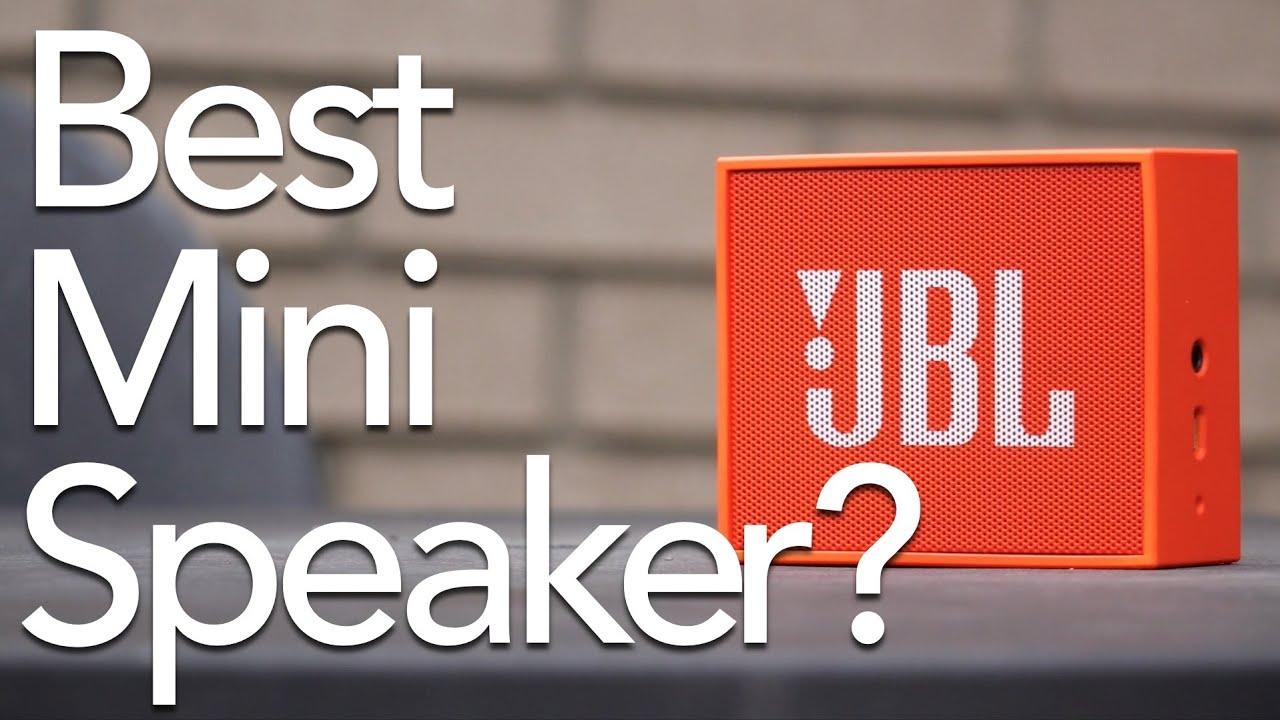 The Best Mini Bluetooth Speaker Jbl Go Review Youtube Kulitas
