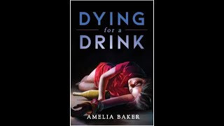 "Books of the Month Show - Sarah Marchbank "" Dying for a Drink"""