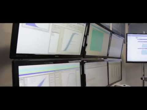 Wind and Solar Energy Operations Control Room