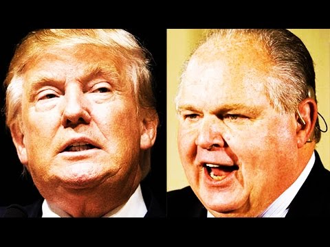 Rush Limbaugh: It's SO UNFAIR That Trump Has To Cave & Not Shut Down the Govt. Over His Stupid Wall